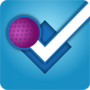 Foursquare social network icon