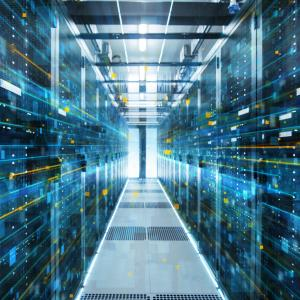 Cloud Computing Facility Blue Centered Aisle AdobeStock_200146313.jpeg