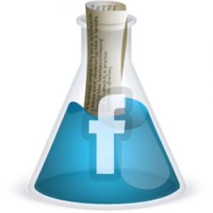 Beaker Blue Social Media Social Network Icon Facebook facebook.com